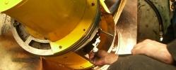 in-situ machining